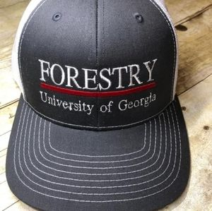 Georgia Forestry Hat